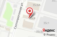 Схема проезда до компании Нэволайн в Москве