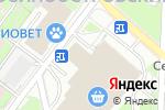 Схема проезда до компании MODUS в Москве