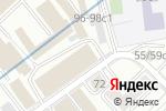 Схема проезда до компании Soho в Москве