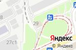 Схема проезда до компании Угрешская в Москве
