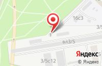 Схема проезда до компании Другие Берега в Москве