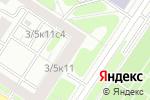 Схема проезда до компании Лювена в Москве