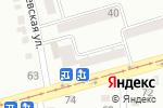 Схема проезда до компании ДонСатТВ в Донецке