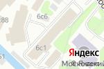 Схема проезда до компании VLS в Москве