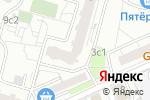 Схема проезда до компании Звезда с неба в Москве