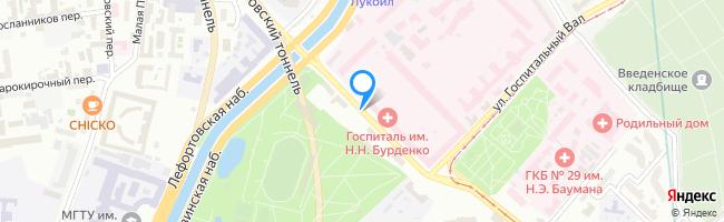 Госпитальная улица