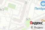 Схема проезда до компании Профи-Маркет в Москве