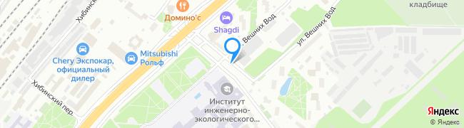 улица Вешних Вод