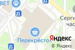 Схема проезда до компании Фото СВАО в Москве