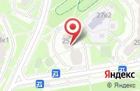 Схема проезда до компании Федерация Психологов-Консультантов Онлайн в Москве