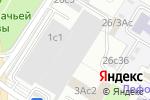 Схема проезда до компании Cars Emotion в Москве