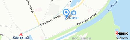 Школа маленьких волшебников на карте Москвы