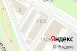 Схема проезда до компании ОVЦА в Москве