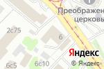 Схема проезда до компании МосЮнион в Москве