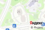 Схема проезда до компании Рембыттехника в Москве