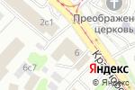 Схема проезда до компании Транспортные проекты и инвестиции в Москве