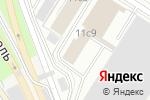 Схема проезда до компании ЦНТ Парус в Москве