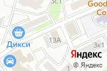 Схема проезда до компании СП Энергия в Москве