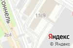 Схема проезда до компании Символ в Москве