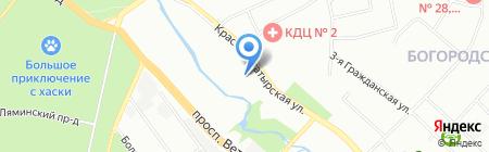 Dortmax на карте Москвы