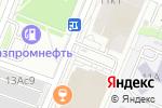 Схема проезда до компании ТрейдБизнесАвто в Москве