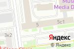 Схема проезда до компании Stirling Engines в Москве