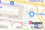 Схема проезда до компании Boen в Москве