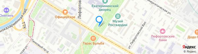 Краснокурсантская площадь