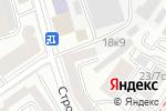 Схема проезда до компании Капитал Проф в Москве