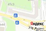 Схема проезда до компании РЭУ №52 района Сокольники в Москве