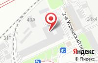 Схема проезда до компании Ай Пи Груп в Москве