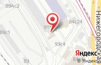 Схема проезда до компании Книголюб в Москве