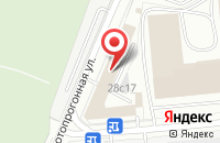 Схема проезда до компании ИЛАРАВТО в Вешках