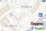 Схема проезда до компании Профстилист в Москве