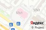Схема проезда до компании Городская поликлиника №210 в Москве