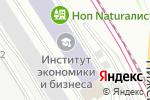 Схема проезда до компании MG Securities в Москве