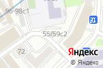 Схема проезда до компании Автомойка на Большой Почтовой в Москве
