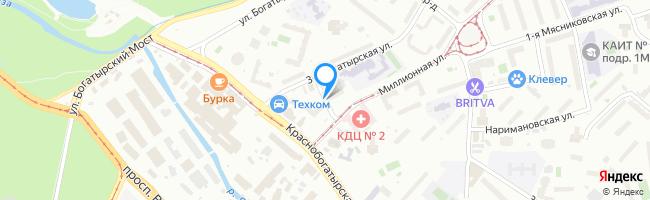 переулок Богатырский 2-й