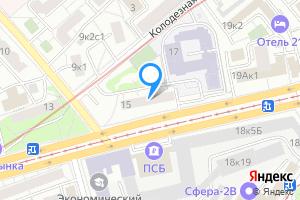 Снять комнату в Москве ул. Стромынка, 15