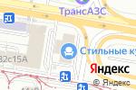 Схема проезда до компании Народная Сервисная Компания в Москве
