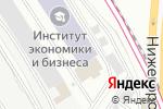 Схема проезда до компании Новорогожский в Москве