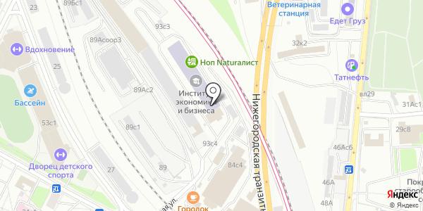 Д–ЭКОсистема. Схема проезда в Москве