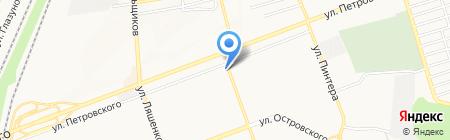 S-TELL на карте Донецка