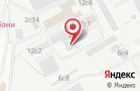 Схема проезда до компании Уютный дом в Дзержинском