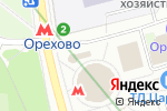 Схема проезда до компании BetCity в Москве
