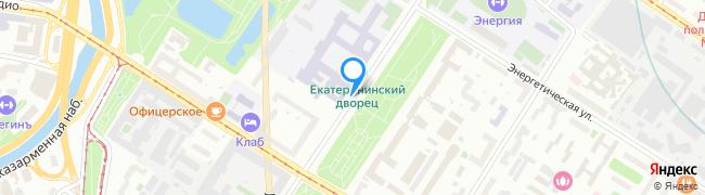 проезд Краснокурсантский 1-й
