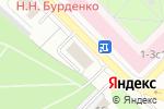 Схема проезда до компании КБ ЛОКО-Банк в Москве