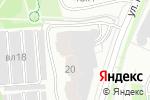 Схема проезда до компании Захарово в Москве