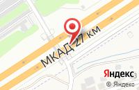 Схема проезда до компании Премьер Лайт в Видном
