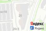 Схема проезда до компании Совёнок в Москве